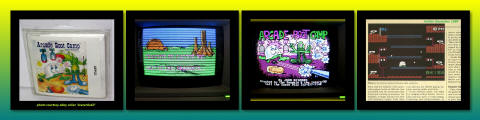 Arcade Boot Camp for Apple II